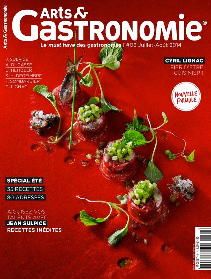 Magazine Arts et gastronomie #8
