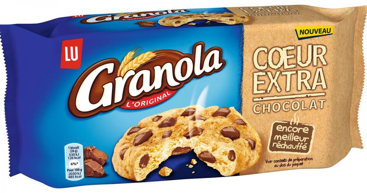 granola coeur extra