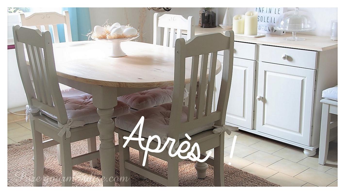 Meuble En Sapin Brut diy] repeindre des meubles en pin vernis | pure gourmandise